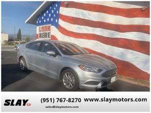 2017 Ford Fusion for Sale in Calimesa, CA
