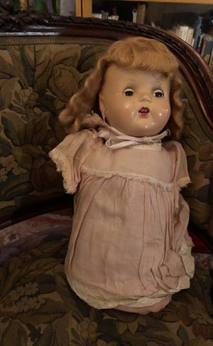 Haunted creepy antique doll - Victorian - spooky for Sale in Seattle, WA
