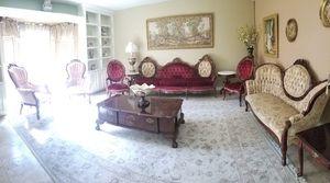 Antique Victorian Pink Seat Set for Sale in Las Vegas, NV