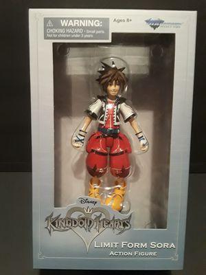 Disney Kingdom Hearts Limit Form Sora action figure. for Sale in Gresham, OR