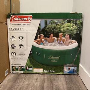 Coleman Saluspa Hot Tub for Sale in Torrance, CA