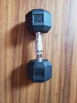 20lb dumbbell for Sale in Irwindale, CA