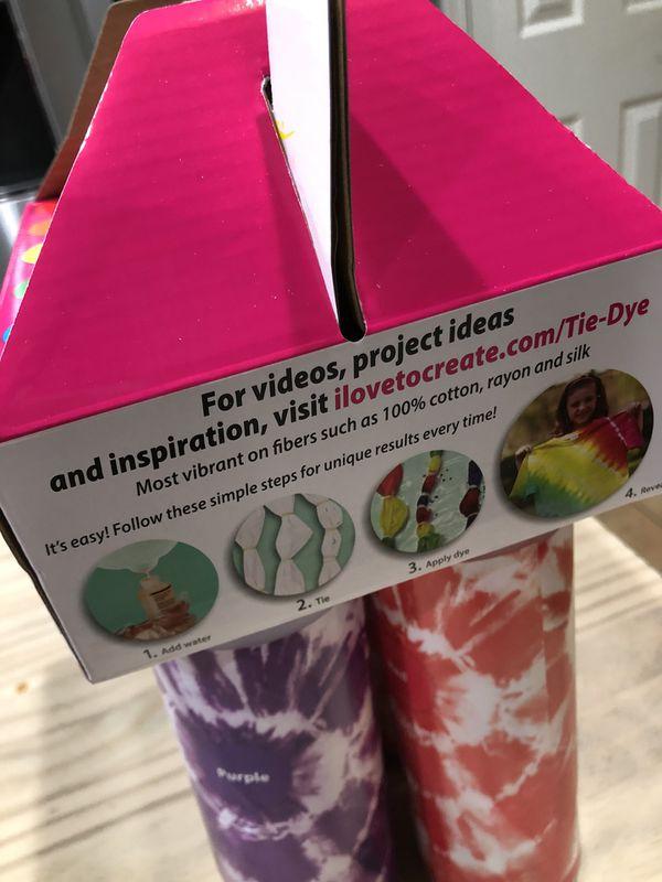 Tie-Dye Kit - Bulk or Individual Sale