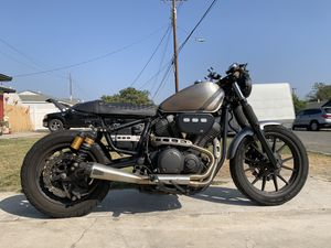 2015 Yamaha Bolt C-Spec Cafe Racer Motorcycle for Sale in Garden Grove, CA