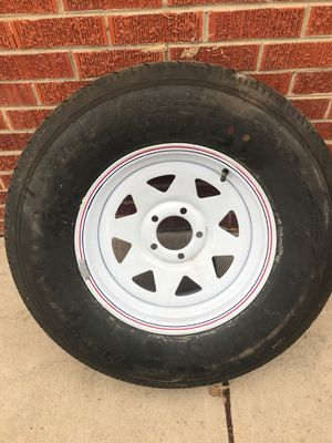 Trailer tire st225/75R15 for Sale in Lakewood, CO