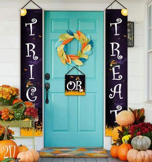 3pcs Trick or Treat Halloween Banner for Halloween for Sale in Arlington, TX