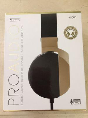 Sentry Pro Audio Headphones Brand New for Sale in Yorba Linda, CA