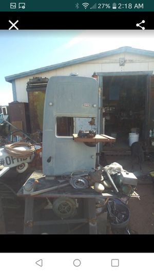 Band saw for Sale in Hesperia, CA