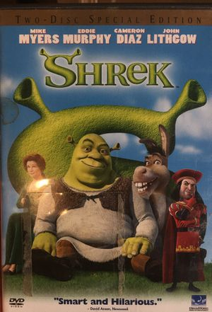 Shrek dvd for Sale in Montclair, CA