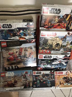 LEGO Disney Star Wars 8sets New! for Sale in SeaTac, WA