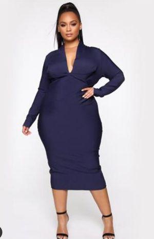 Plus Size Bandage Dress for Sale in Riverside, CA