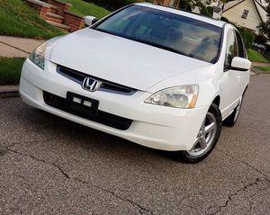 2005 Honda Accord EXL for Sale in Wichita, KS