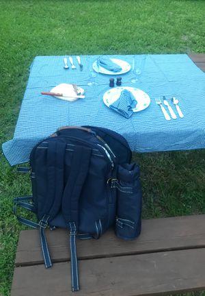 Picnic table set up backpack for Sale in Winter Park, FL