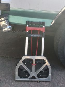 Hand Truck, Folding Magna Cart for Sale in San Leandro,  CA