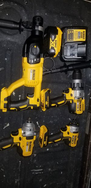 Dewalt lot of new tools for Sale in Toledo, OH