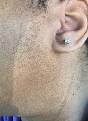 .75 diamond earrings 10kt gold for Sale in Temple Hills, MD