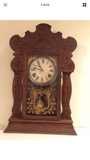 Antique Sessions #41 Victor Assortment CLOCK for Sale in Las Vegas, NV