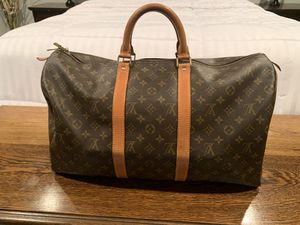 Louis Vuitton Duffle Bag for Sale in Dix Hills, NY