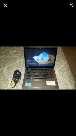 Its new windows 10 touch screen it has word 2016 for Sale in West Palm Beach, FL