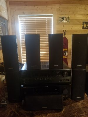 Onkyo Home Theater surround sound system for Sale in Villa Rica, GA