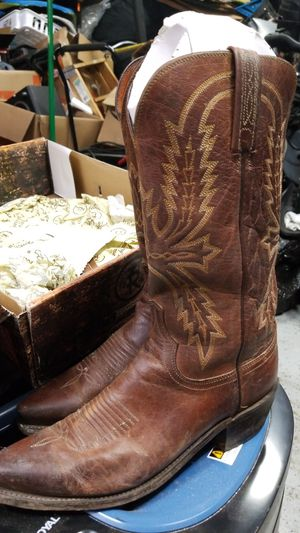 Lucasse 1883 Mad Dog Goat leather boots for Sale in Renton, WA
