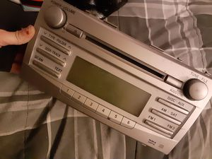 2007 toyota Camry CD Player for Sale in Corona, CA