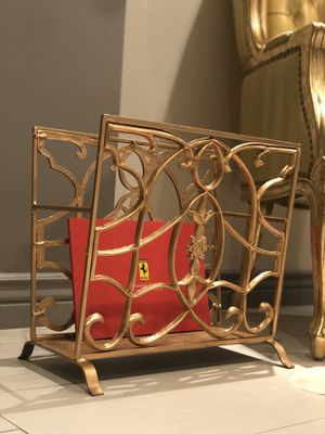 Magazine Rack Stand and News Organizer for Sale in Scottsdale, AZ