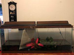 Fish tank 55 Gal. for Sale in Seattle, WA