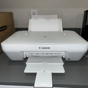 Canon PIXMA MG 2000 Series All-In-One Inkjet Printer for Sale in Tacoma, WA
