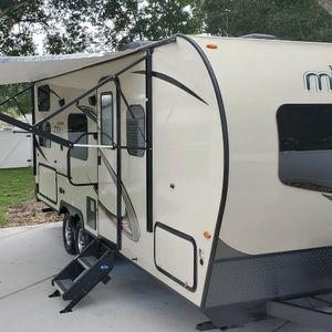 2019 Rockwood Minilite 2508 like new travel trailer, camper, rv for Sale in Lake Wales, FL