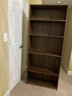 Wooden organizer book shelf for Sale in Atlanta,  GA