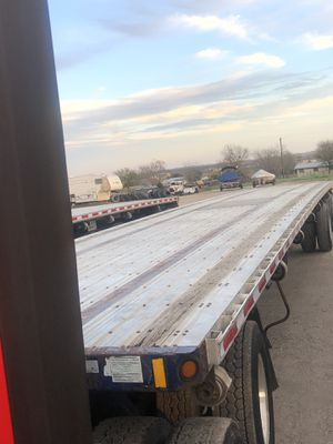 2006 48' flatbed Fontaine for Sale in New Braunfels, TX