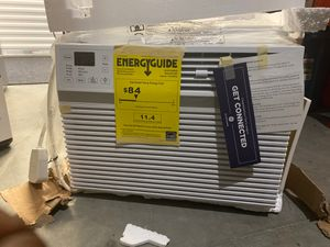 New GE AHC10LYQ1 Smart 10,000 BTU Medium Room Window Air Conditioner AC (WiFi) for Sale in Rockville, MD