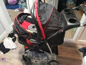 Greyco car seat stroller combo for Sale in Olympia, WA