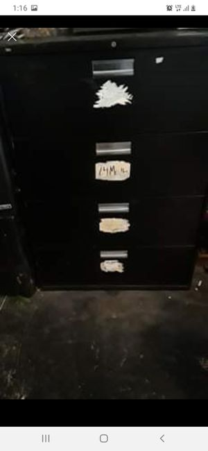4 drawer lateral file cabinet for Sale in Gallatin, TN