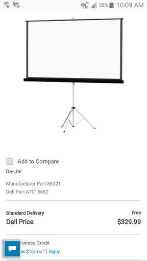 Da-Lite Screen for Sale in San Diego, CA