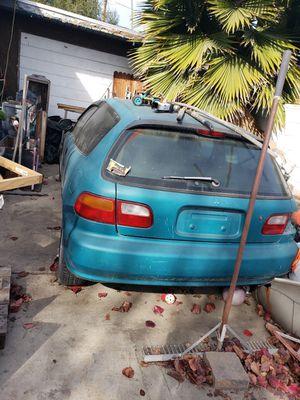 Eg hatch // 1993 Honda Civic Hatchback for Sale in La Habra, CA