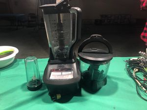 Ninja blender 1500 watts for Sale in South Gate, CA