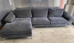 Sectional couch, chair, table (delivery free) for Sale in Bethesda, MD