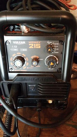 Mig/flux core welder for Sale in Brice, OH