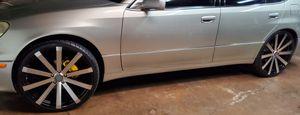 22inch Velocity Wheels for Sale in MERRIONETT PK, IL
