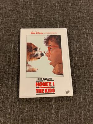 Honey I Shrunk the Kids DVD for Sale in Rancho Cucamonga, CA