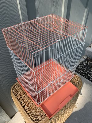 Small bird cage like new for Sale in Gainesville, FL