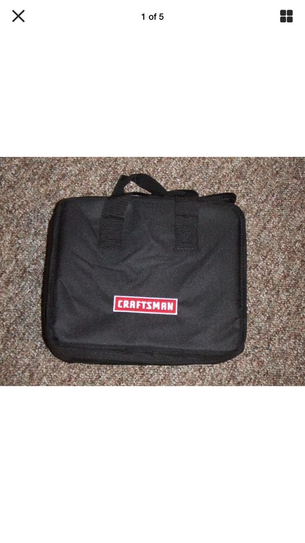 Craftsman carrying bag
