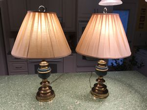 Matching Lamps for Sale in Fairfax, VA