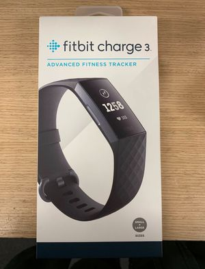 FITBIT CHARGE 3 BRAND NEW!!FREE SHIPPING for Sale in Queens, NY