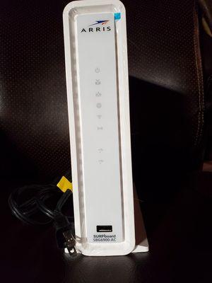 Arris Surfboard SBG6900AC Docsis 3.0 16/4 Modem/Router for Sale in Surprise, AZ