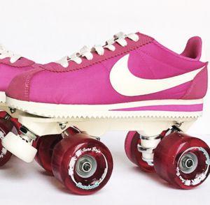 Nike Cortez rollerskates for Sale in Los Angeles, CA