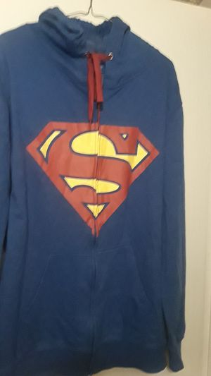 SUPERMAN Jacket hoodie for Sale in Euless, TX