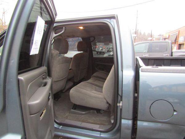 2007 Chevrolet Silverado (Classic) 1500 Crew Cab